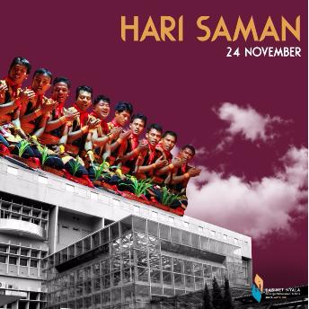 Warta Budaya: Hari Bersejarah untuk Tari Saman