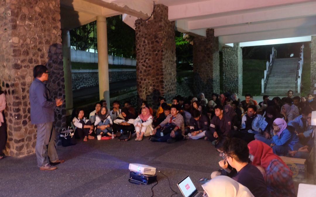 Forum Silaturahmi Antarhimpunan dan Antarunit Olahraga