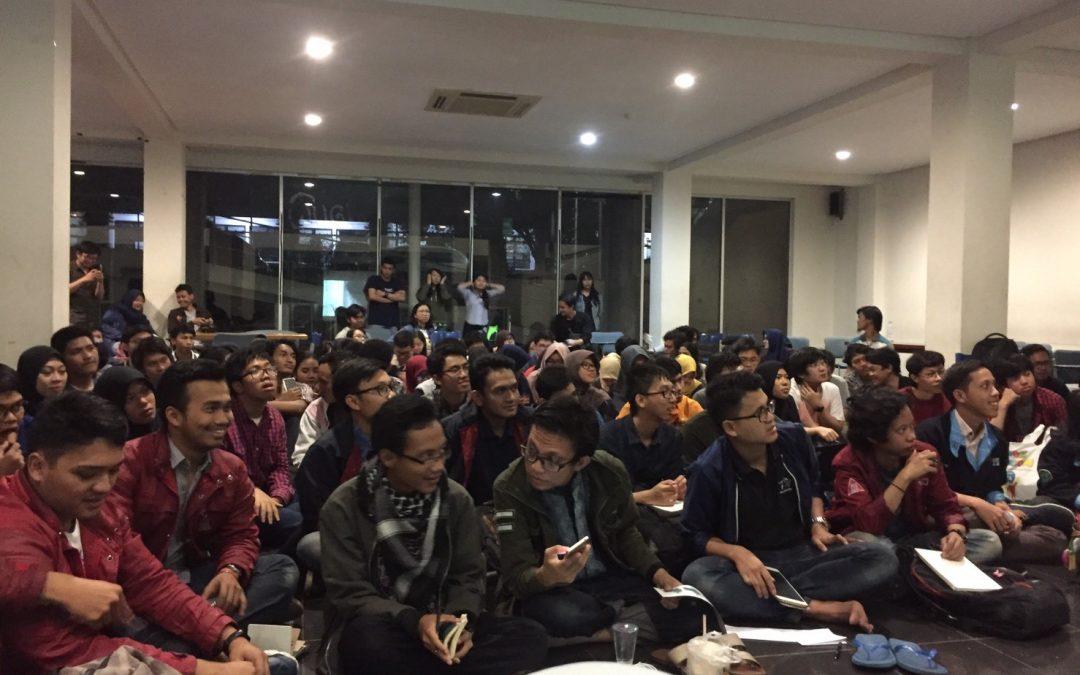 Forum Silaturahmi Kominfo Unit dan HMJ