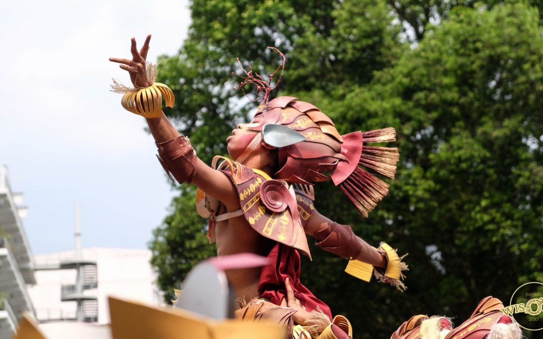 Melepas Wisudawan-Wisudawati Terbaik Bangsa Kembali ke Daerahnya di Parade Wisuda Oktober 2017
