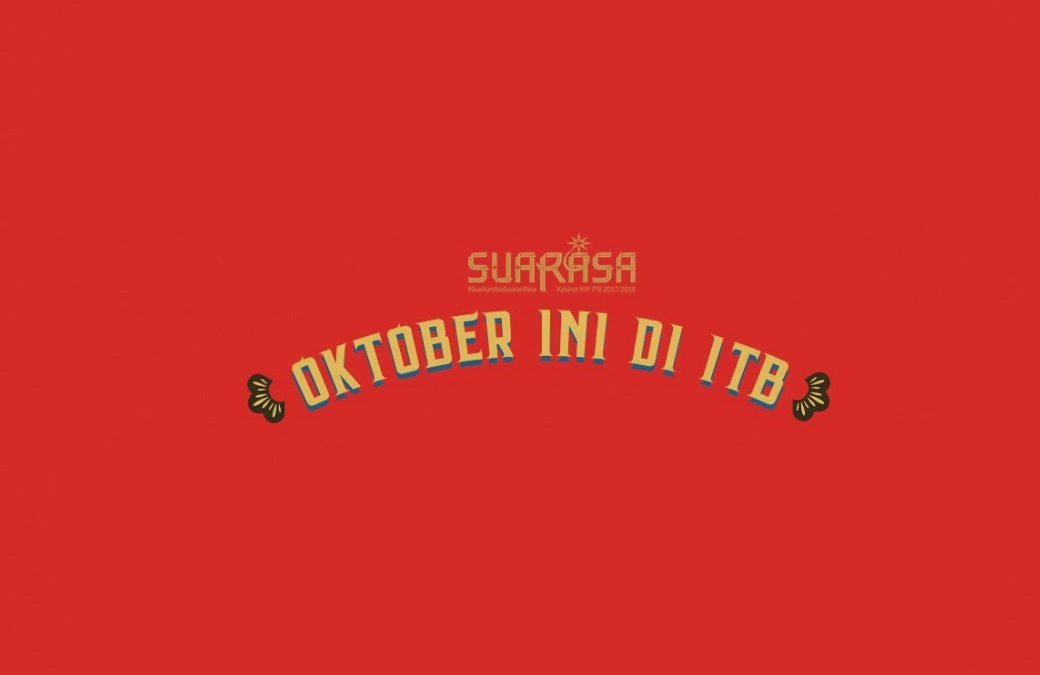 Oktober 2017 di ITB