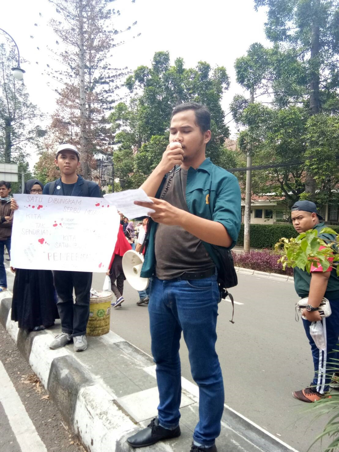 Reprefisitas Aparat CFD Bandung 1