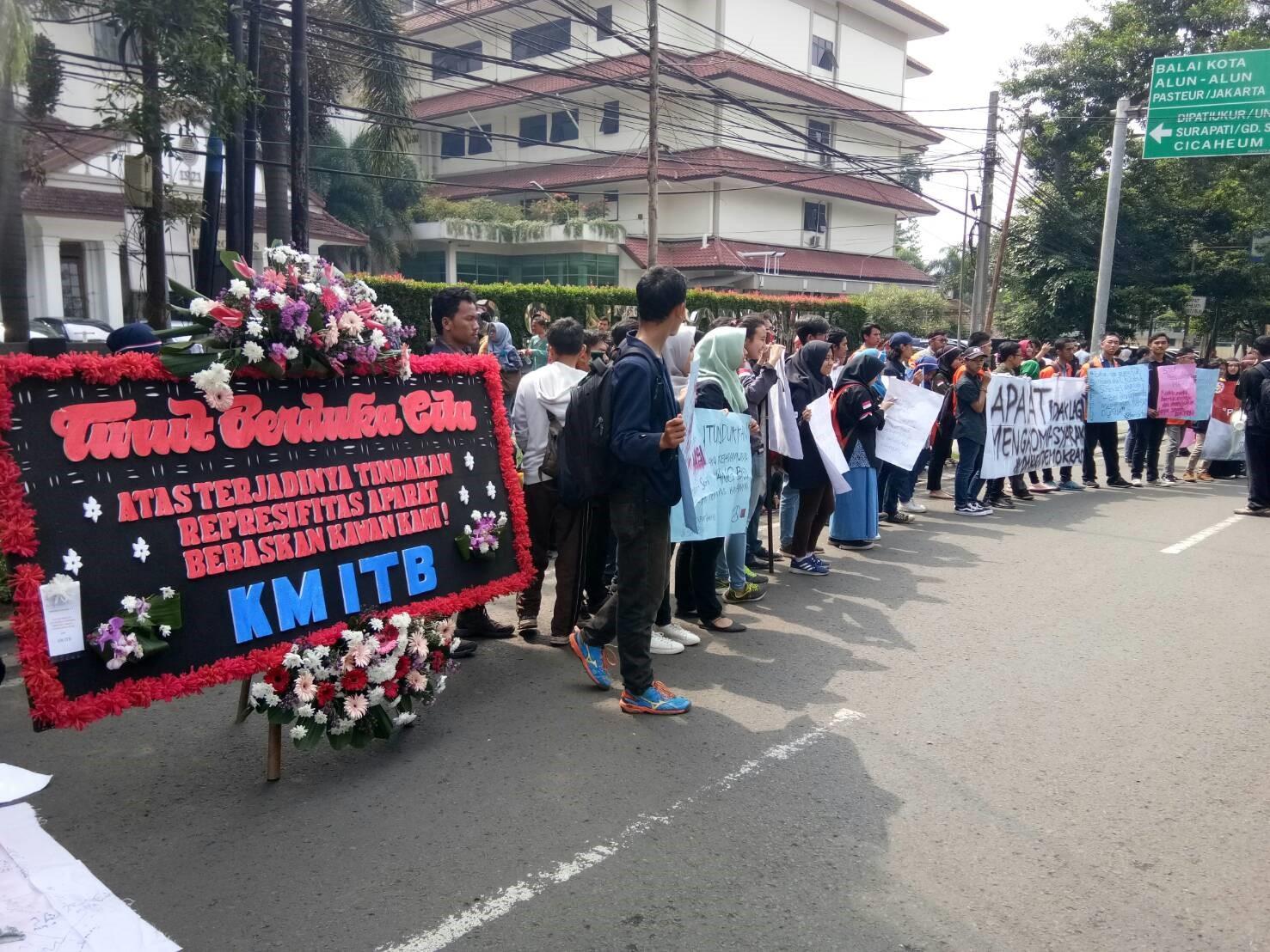 Reprefisitas Aparat CFD Bandung
