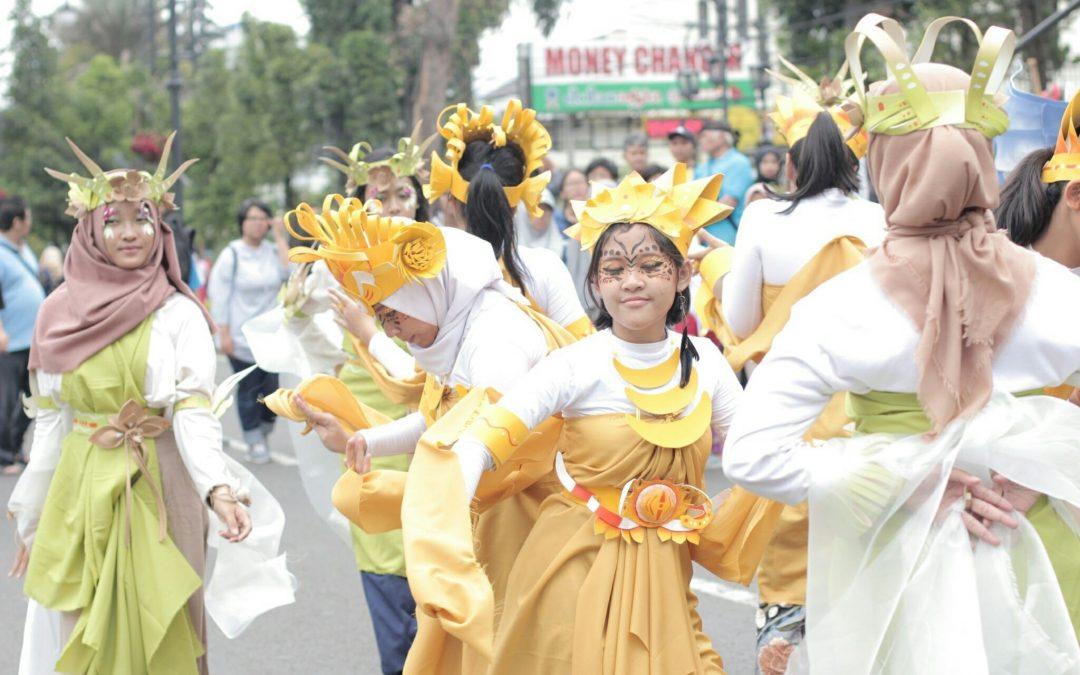 Mahasiswa DKV ITB Mulai Semarakkan Pameran Besar Masaraya