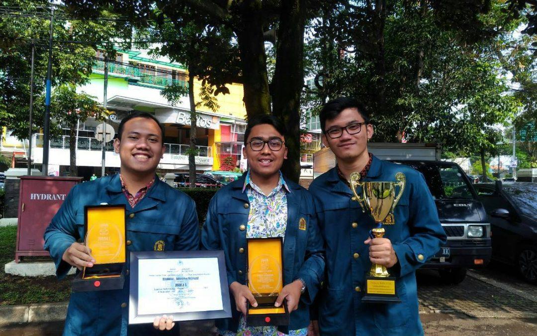 Dapat Menjaga Lingkungannya dengan Baik, 3 Lembaga Raih Penghargaan Lomba Kebersihan Ormawa