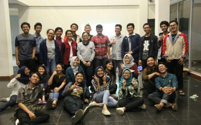 Menjalin Silaturahmi Bersama Unit Seni Budaya