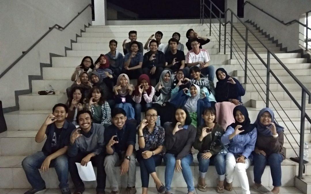 Sosialisasi Peer Counseling TPB Cirebon