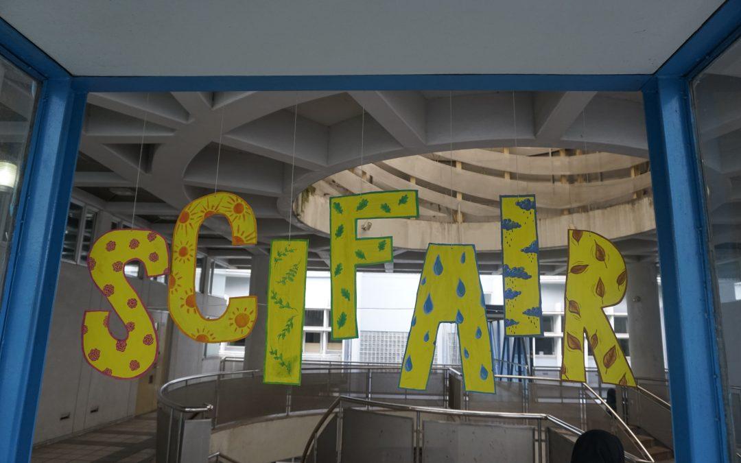 Mengenal Kehidupan Lab Mahasiswa Mikrobiologi di SciFair