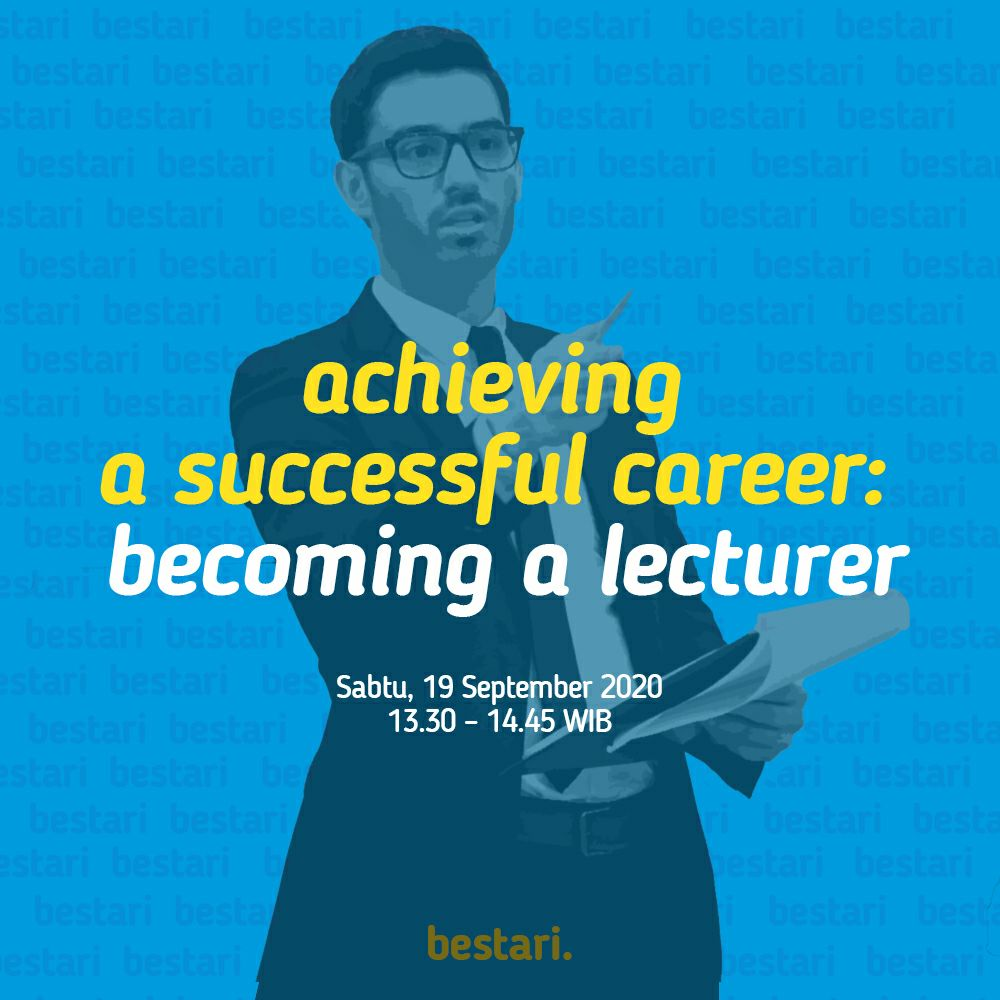 Achieving A Successful Career: Becoming a Lecturer
